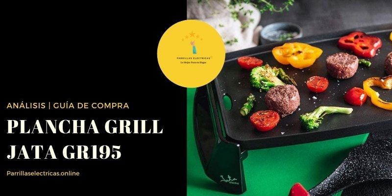 plancha grill jata gr195