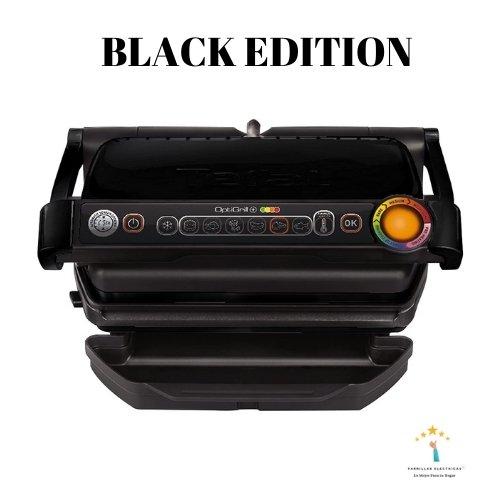tefal optigrill black edition