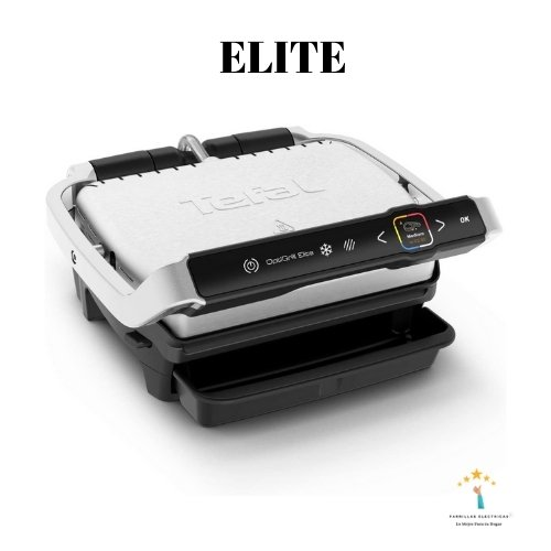 1. Tefal Elite Grill