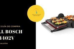 Grill bosch tfb4402v : La parrilla eléctrica bosch mejor valorada
