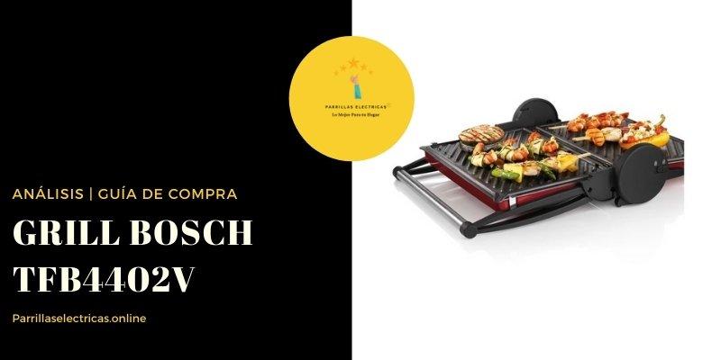 grill bosch tfb4402v