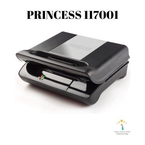 parrilla princess 117001