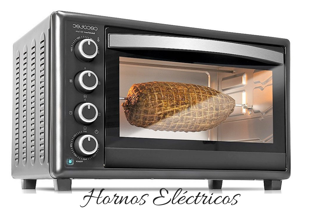 mejor horno electrico