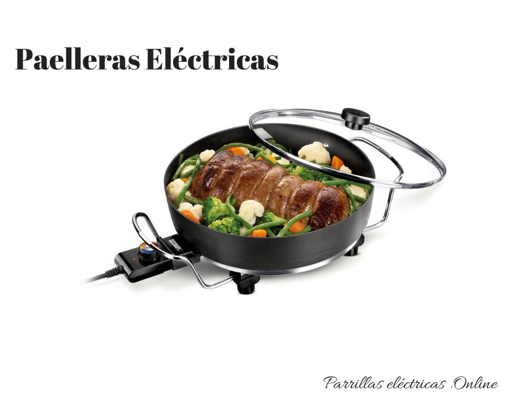 Paelleras Eléctricas