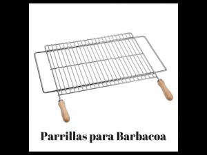 Parrillas para Barbacoa