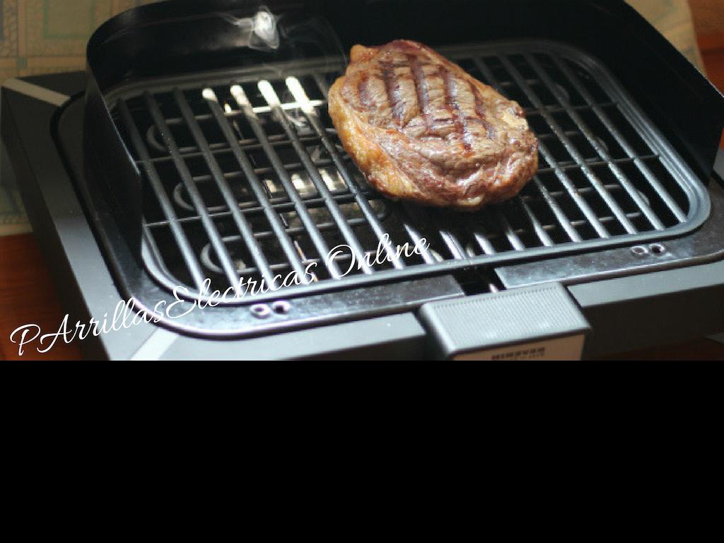 consejos hacer carnes a la parrilla electrica