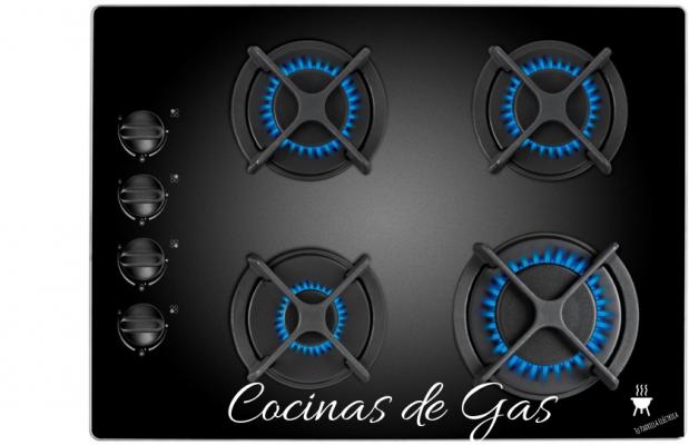 Mejores cocinas de gas