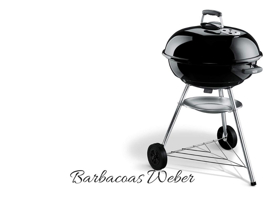 barbacoas weber
