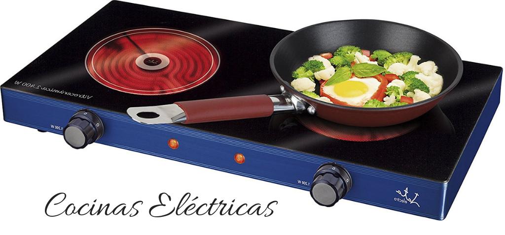 mejores cocinas electricas