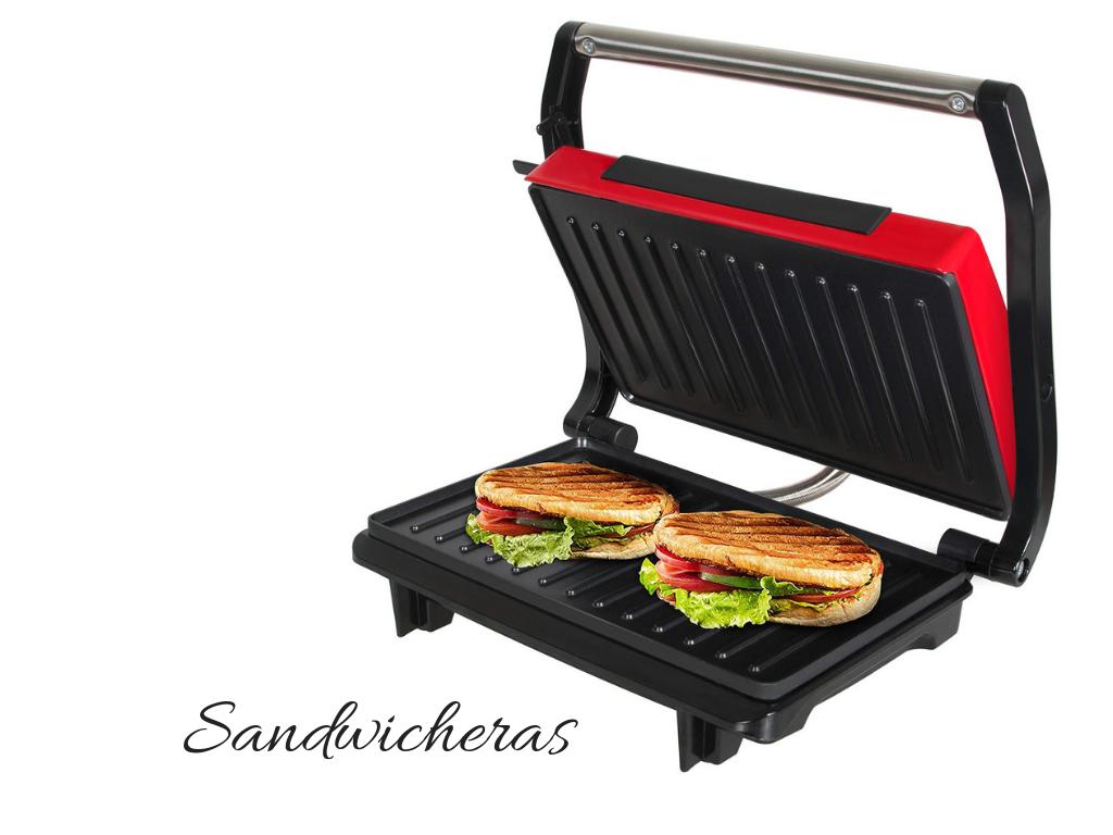 Sandwicheras - Las mejores