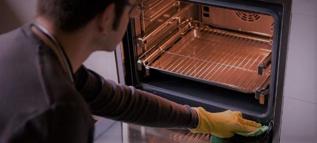 limpiar horno pirolitico