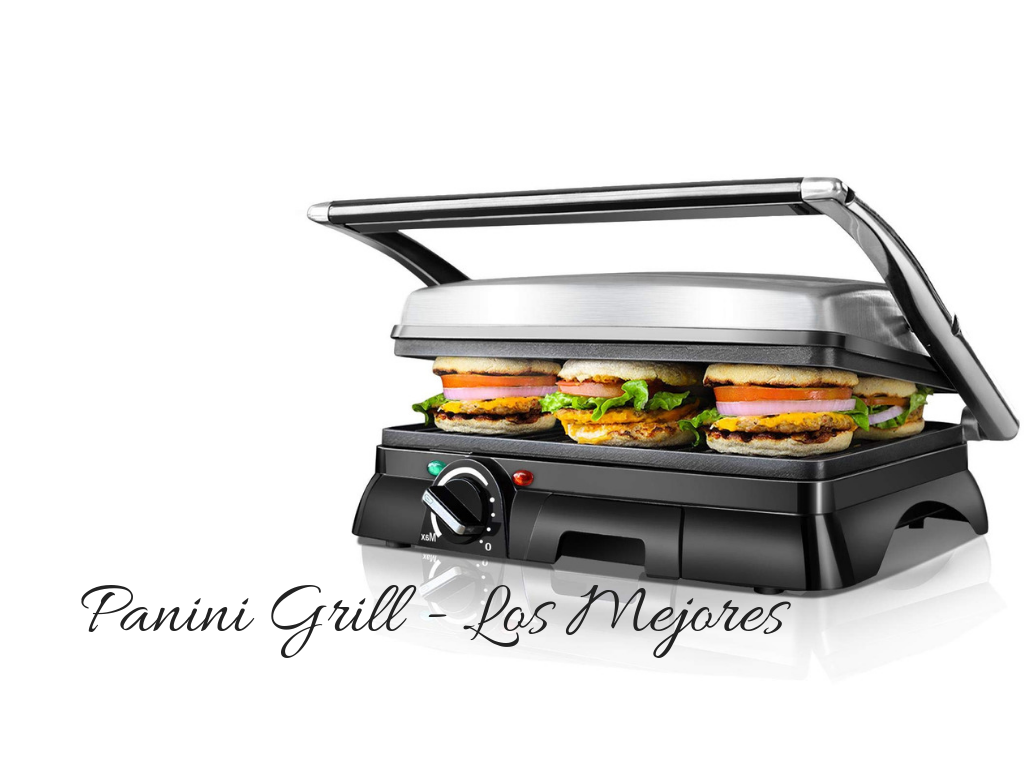 panini grill los mejores