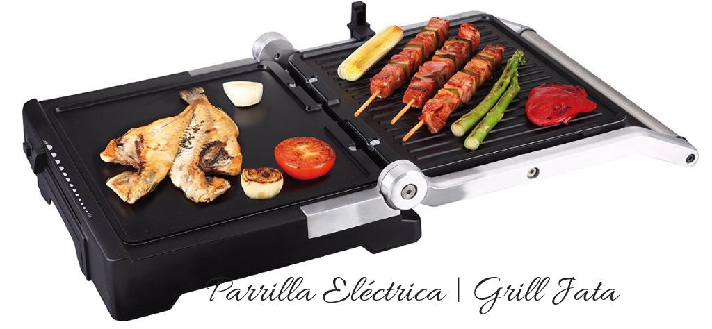 comprar parrilla jata electrica grill