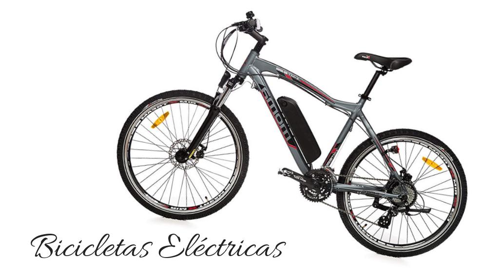 bicicleta electrica - las mejores