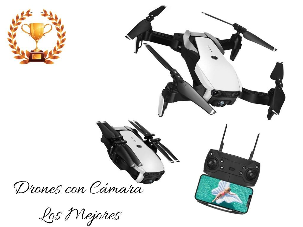 drones con camara - los mejores
