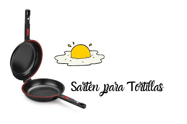 Sartén para Tortillas