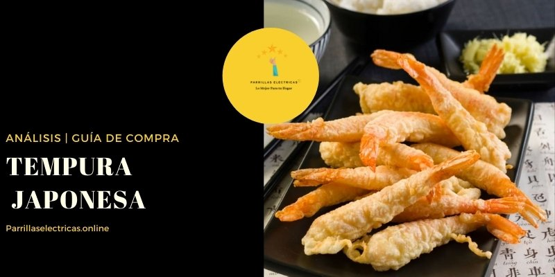 tempura japonesa