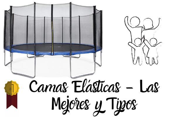 Camas elasticas - niños | Camas elasticas - baratas | Camas elasticas - rectangular | Camas elasticas - pequeña