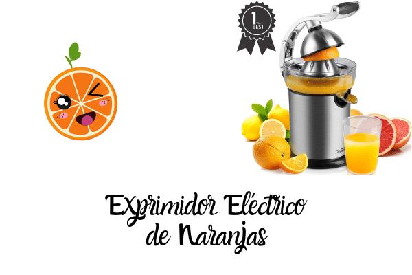 Exprimidor electrico de naranjas