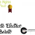 Patinete eléctrico barato