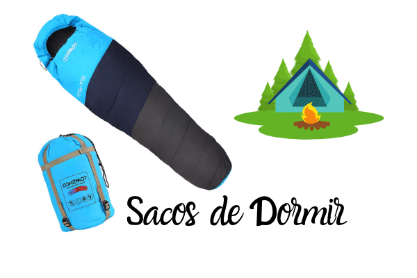 Sacos de dormir para acampar