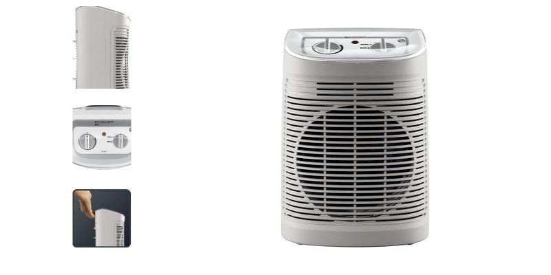 Mejores calefactores electricos