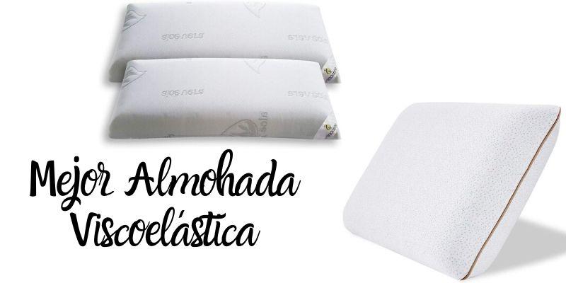 Funda termorreguladora elalmacendelcolchon Almohada Cervical viscoel/ástica Lateral 56 x 46 x 13 cm Almohada Mariposa ergon/ómica y ortop/édica para Dormir de Lado con Espuma Memory Foam