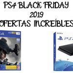 PS4 Black Friday 2019 - Las Ofertas y Chollos para la PlayStation 4