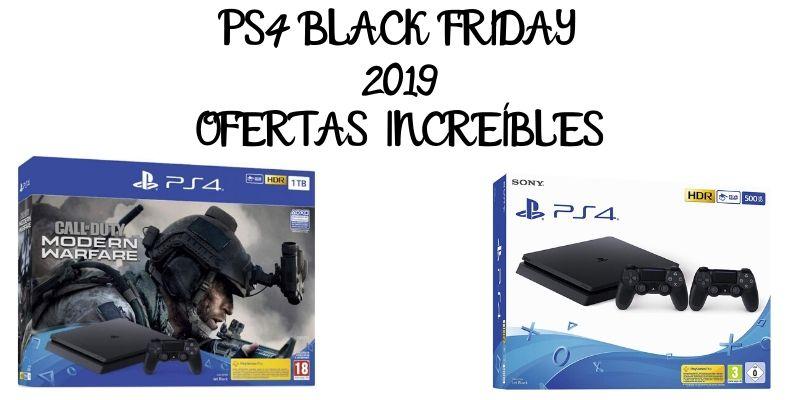 ps4 black friday 2019