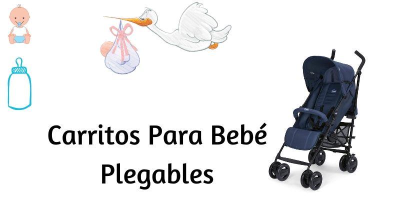 Carritos Para Bebe Plegables