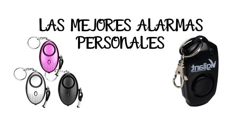 LAS MEJORES ALARMAS PERSONALES