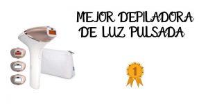 Mejor Depiladora De Luz Pulsada