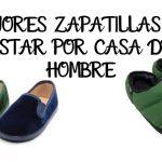Mejores Zapatillas De Estar Por Casa De Hombre