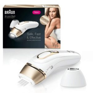 depiladora luz pulsada Braun Silk·Expert Pro 5 PL5137