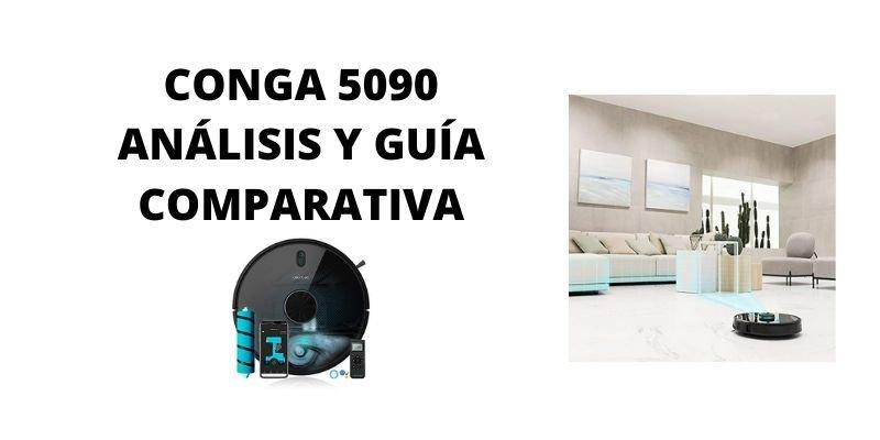 CONGA 5090 ANÁLISIS Y GUÍA COMPARATIVA