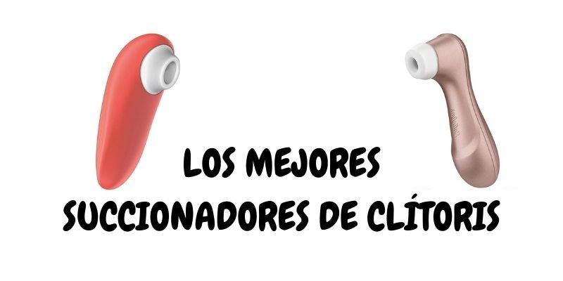 EL MEJOR SUCCIONADOR DE CLÍTORIS