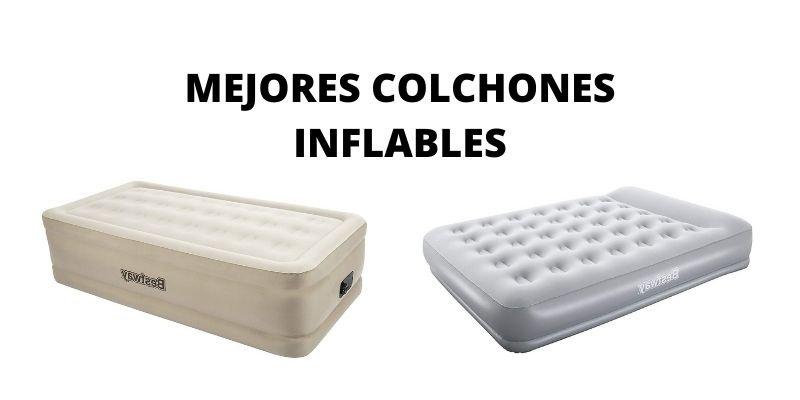 Air Beds Colchon SUV Coche Inflable Flocado con Bomba Extra Grueso de Multifuncional Port/átil Plegable extendida Asiento Trasero para Viaje Casa Camping Senderismo