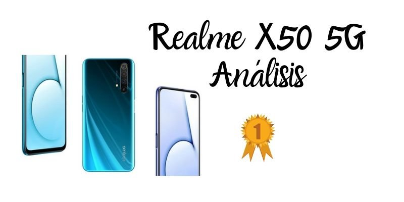 Realme X50 5G - Análisis