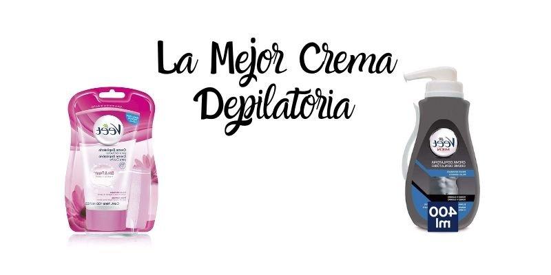 la mejor crema depilatoria