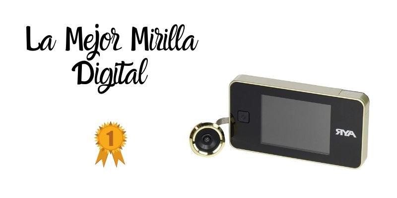 3.5Visor de Puerta de 120 Grados Mirilla Digital LCD Smart Home Monitoring C/ámara Cat Eye DGTRHTED Sistema de c/ámara de Seguridad