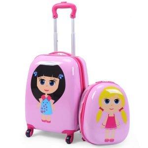 maleta de viaje para niños