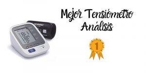 mejor tensiómetro - análisis
