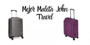 mejor maleta john travel
