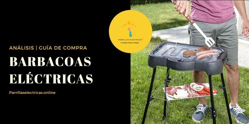 MEJORES BARBACOAS ELÉCTRICAS
