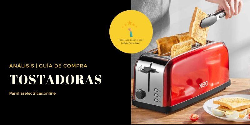 MEJORES TOSTADORAS