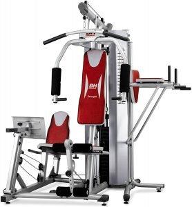 máquina musculación bh firness