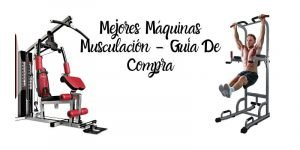 Mejores Máquinas De Musculación (Multifunción) - Análisis