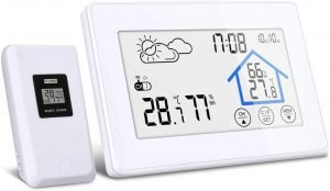 termómetro ambiental digoo