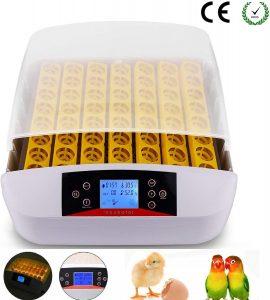 mejor incubadora de huevos recomendada