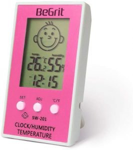 termómetro ambiental begrit